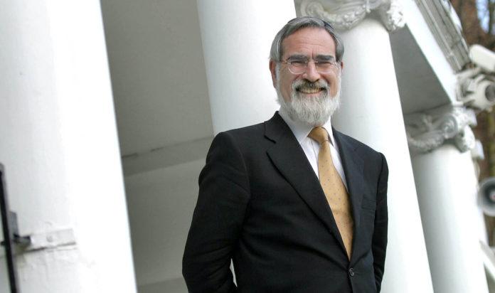 A tribute to the late Chief Rabbi, Lord Dr. Jonathan Sacks, 1948 – 2020
